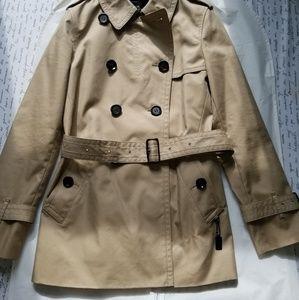 XXS Coach Trench Coat